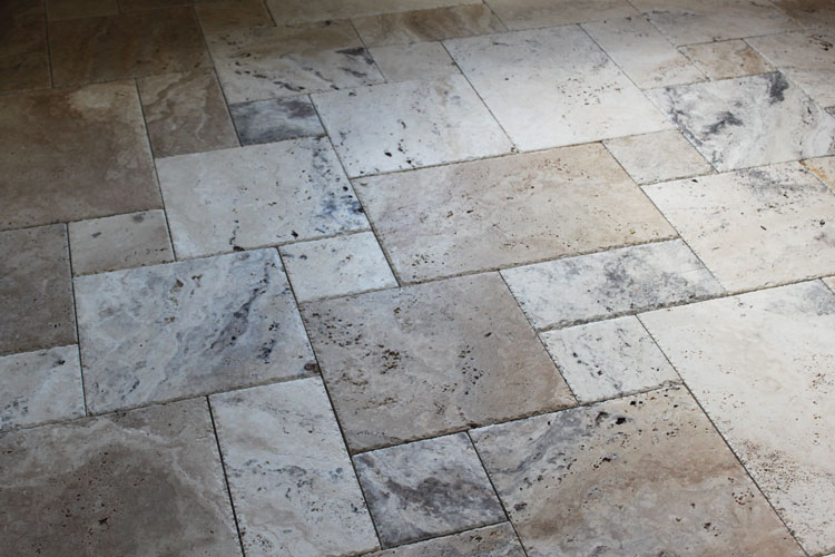 Picasso Travertine Central States Tile
