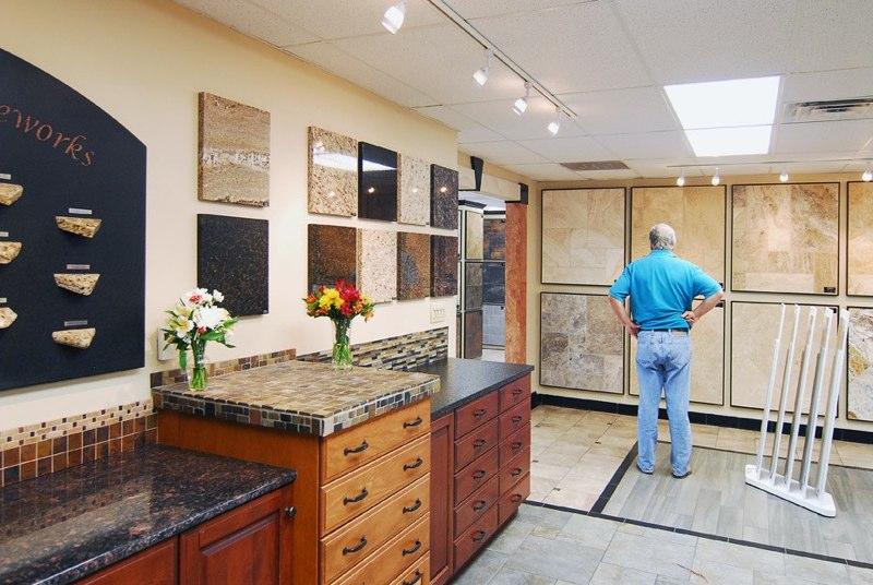 Showroom Central States Tile