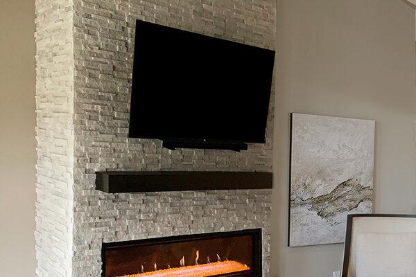 ashley scott - fireplace2-Realstone Living Room